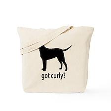 Got Curly? Tote Bag