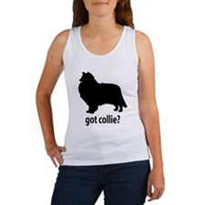 Got Collie? Women's Tank Top