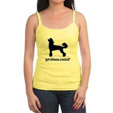 Got Chinese Crested? Ladies Top