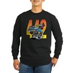 Blue 442 Long Sleeve T-Shirt