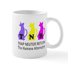 TRAP NEUTER RETURN Mug