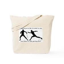Get Hurt Tote Bag