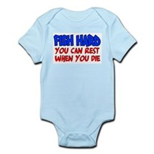 Fish Hard Infant Bodysuit