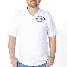 TCM Oval T-Shirt