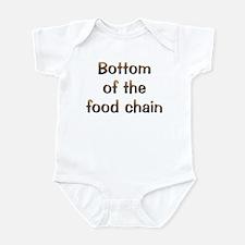 CW Food Chain Infant Bodysuit
