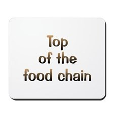 CW Food Chain Mousepad