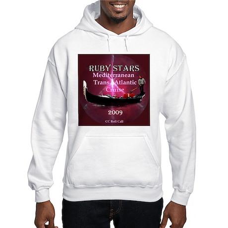 RUBY STARS - Hooded Sweatshirt