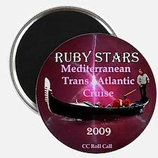 RUBY STARS - Magnet