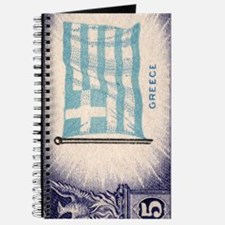 Flag of Greece Journal