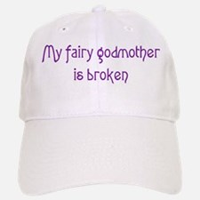 Fairy Godmother Baseball Baseball Cap