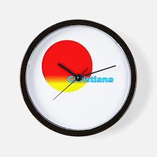 Christiana Wall Clock