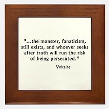 Voltaire Framed Tile