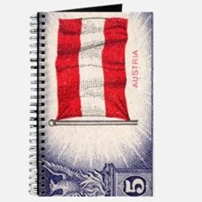 Flag of Austria Journal