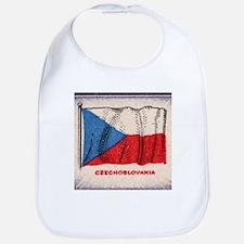 Flag of Czechoslovakia Bib