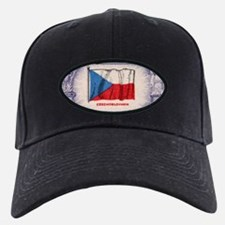 Flag of Czechoslovakia Baseball Hat
