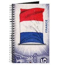 Flag of France Journal