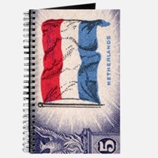 Flag of Netherlands Journal