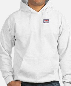 Flag of Luxembourg Hoodie