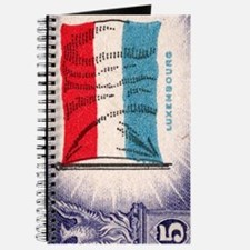 Flag of Luxembourg Journal