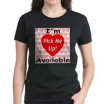 Everlasting Love Heart Women's Dark T-Shirt