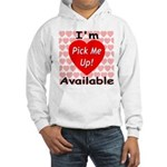 Everlasting Love Heart Hooded Sweatshirt