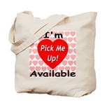 Everlasting Love Heart Tote Bag