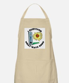 Heat Wave 2005 #1 BBQ Apron