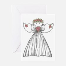Cool Angels Greeting Cards (Pk of 20)