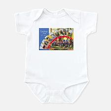 Valdosta Georgia Greetings Infant Bodysuit