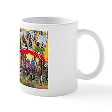 Valdosta Georgia Greetings Mug