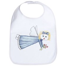 Blue Angelica Angel Bib