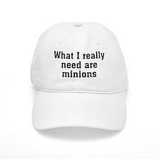 Need Minions Cap