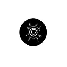 Ninja Seal Mini Button (100 pack)