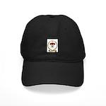 BABIN Family Crest Black Cap
