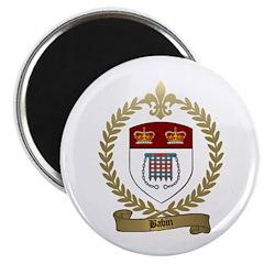 BABIN Family Crest Magnet