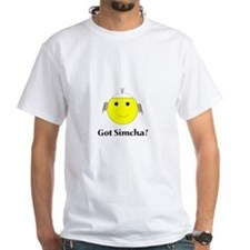 Got Simcha? Breslovers Do It With Simcha T-shirt