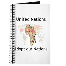 Adopt a Nation Journal
