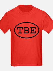 TBE Oval T