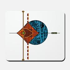 Interplanetary Interplay Mousepad