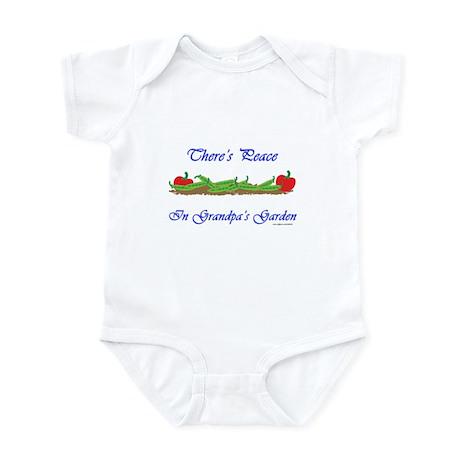 Grandpa's Garden Infant Bodysuit
