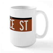 Commerce Street in NY Mug
