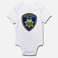 Salinas Police Infant Bodysuit