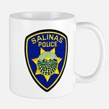 Salinas Police Mug