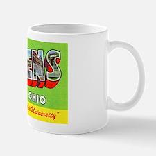 Athens Ohio Greetings Mug