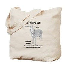 Goat Your Goat? Tote Bag