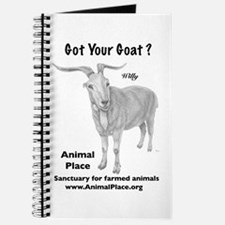 Goat Your Goat? Journal
