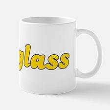 Retro Douglass (Gold) Mug