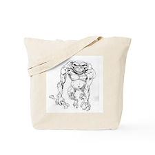 Cute Troll lord games Tote Bag