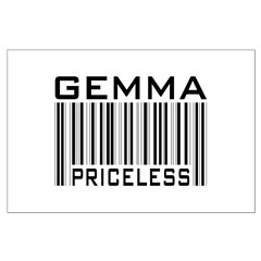 Gemma First Name Priceless Posters