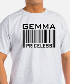 Gemma First Name Priceless T-Shirt